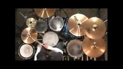 Fort Minor - Believe Me (drums Cover)