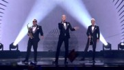 Sunstroke Project - Hey Mamma Moldova Live at the first Semi-final
