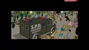 Семейство Симпсън Филмът (2007) Бг Аудио ( Високо Качество ) Част 2 Филм