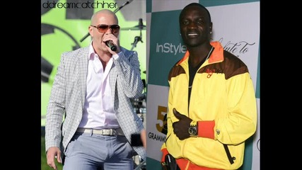 New * Pitbull feat Akon - Mr. Right now * + Download link