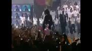 Превод! Майкъл Джаксън на Световните Музикални Награди 2006 - Част 3