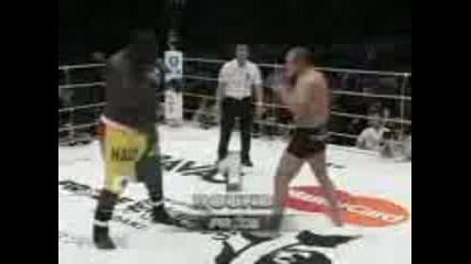 Fedor Emelianenko Boxing