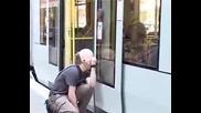Плашене в Трамвая (смях)