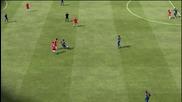 Fifa 12 - Cristiano Ronaldo vs Lionel Messi Made By Onixa Part 2