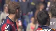 Фенове прекъснаха мач в Италия
