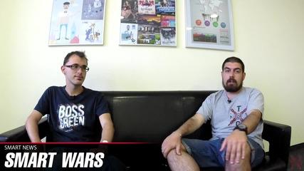 Smart Wars еп.6 Социалните мрежи между рекламата и съдържанието
