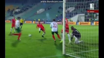 Крисия feat. Националния отбор по футбол