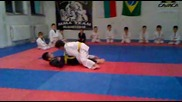Ipon(cavaca) martial arts kids