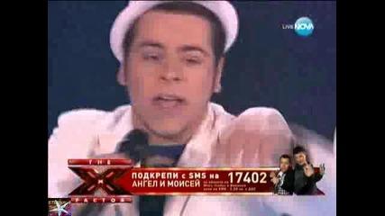 29.11. - Ангел и Моисей 3, X Factor, Полуфинал