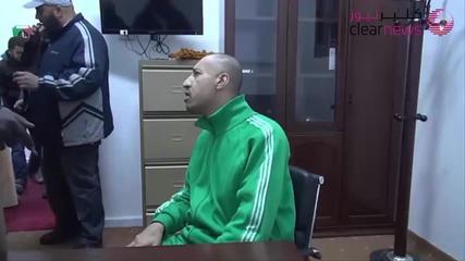 Вижте жестоките мъчения, на които подлагат сина на Кадафи (18+)