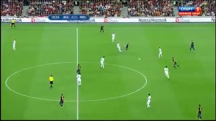 [all Time]barcelona vs Real Madrid 3-2 - Super Cup - (23-8-2012) Hd