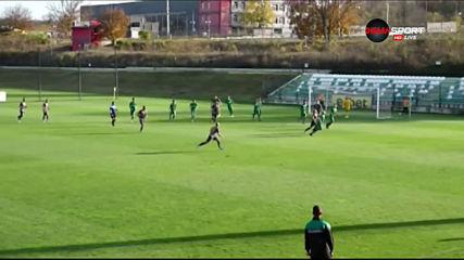 Обзор на Втора лига - кръг /първа част/