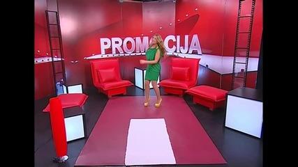 Indira Radic - Nova krv - Promocija - (TvDmSat 2014)