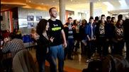Влогъри нападат мола! -3 (Шницелска среща в Пловдив - 01.11.2014г.)