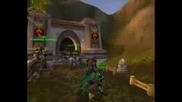 Wow 280 people raiding Ironforge