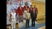 Румен Димитров - Световен шампион по бойно самбо