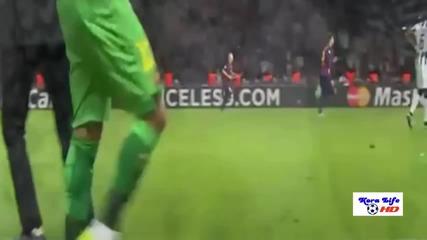 Ювентус - Барселона 1:3 (всички положения)