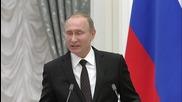 """Путин: """"Биха ли свалили самолет от САЩ?"""""""