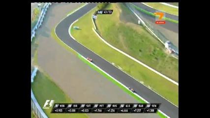 Формула1 Гран При На Япония 2011(6/8)