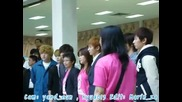 [fancam] 110205 Super Junior At Siriraj Hospital Thailand (edit Add Song)