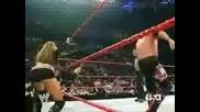 Maria Kanellis And John Cena vs Lita and Edge