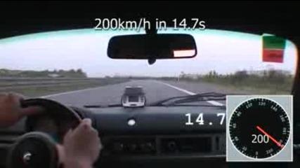 Opel Speedster 2.0t