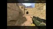 Counter Strike 1.6 - Три Глави С Usp - И 2