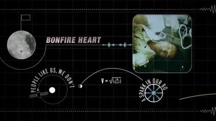 [превод] James Blunt - Bonfire Heart *2013*