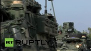 Czech Republic: US NATO convoy rolls into the east