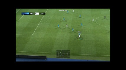 Real Madrid vs Zenit [best moment on the match]