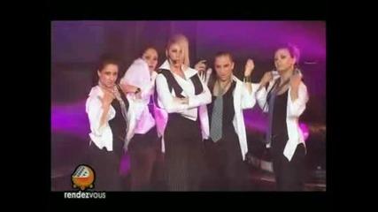 Джина Стоева разказва за дуета с Ивена в Рандеву по Канал 3 (24.09.2010)