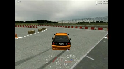 Lfs - Lexus Is 300 Drifting 2