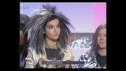Tokio Hotel Печелят На Nrj Awards 2008 поредната награда за нашata grupa (;