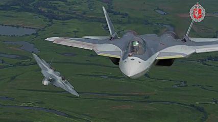 Руските въздушно-космически сили
