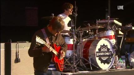 Kaiser Chiefs - Listen To Your Head - Rock in Rio Lisboa 2012