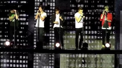One Direction - Tmh Tour - Last First Kiss || Дъблин / 05.03.2013 /