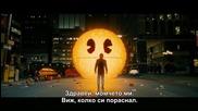 Pac-Man на 35 години! Пиксели - представяне на филма в BOX Office с Борис Кашев / Поп Топ