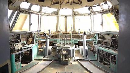 Urbex: An arms smuggler's plane near Dubai