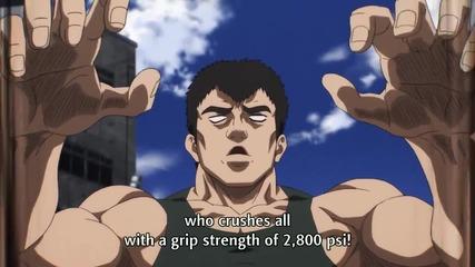 One-punch Man - епизод 7 (bg subs - скоро)