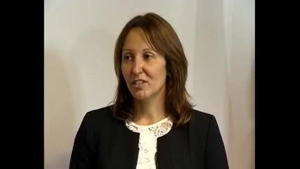 Евгения Раданова вече е спортен министър