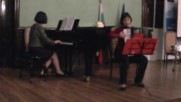 Konzert Fur Zwei Akkordeons