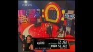 Vip brother 3 - 09.04.09г. - Шоуто на Мария Гроздева! (3)