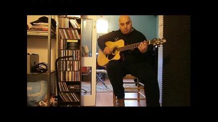 Ivan Drakaliev improvising