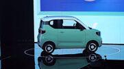 China: Tiny EV outselling Tesla's Model 3 exhibited at Shanghai show