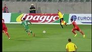 ВИДЕО: Два бързи гола и Лудогорец крачи уверено