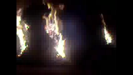 огъня в Храбърско 1
