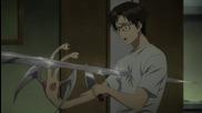 Kiseijuu: Sei no Kakuritsu Episode 5 Бг Субс