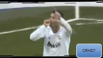 Cristiano Ronaldo Real Madrid Hd 2011