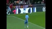 Berbatov Skill - Ronaldo Goal Vs West Ham