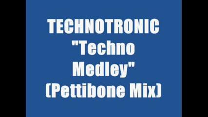 Technotronic - Techno Medley Maxi Version